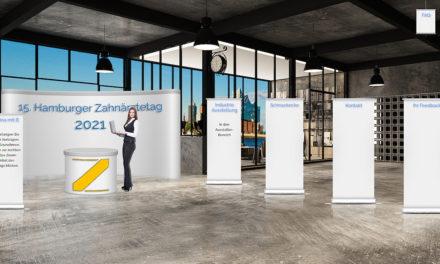 Videoconferencing: 15. Hamburger Zahnärztetag – ein rein digitaler Kongress