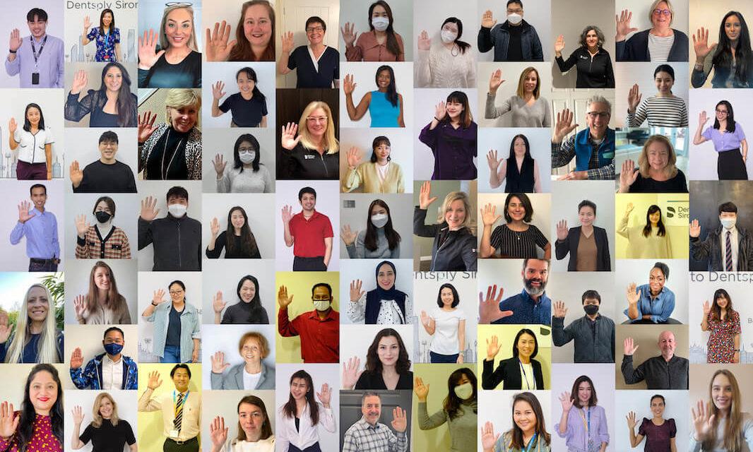 Dentsply Sirona stärkt weiterhin die Rolle von Frauen in der Zahnmedizin