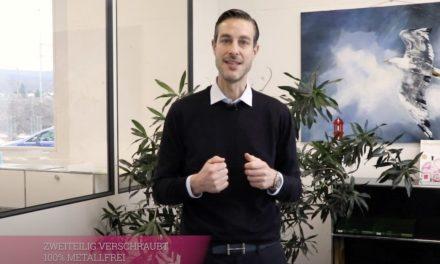 Die Dentalpoint AG nimmt am Swiss MedTech Award 2021 teil
