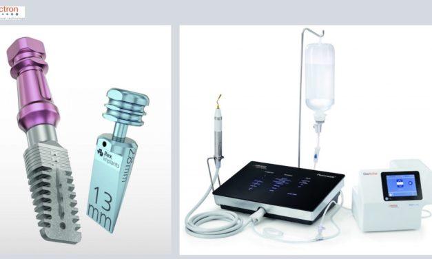 REX Implants, rexpander und OzoActive: Einfach und sicher, auch in schwierigen Fällen