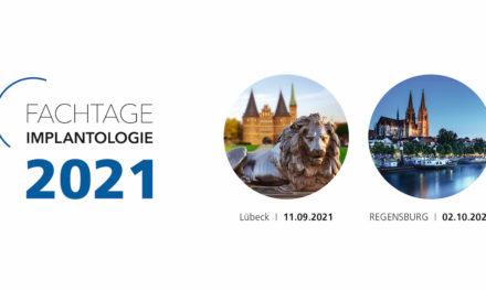 Fachtage Implantologie 2021: Erfolgreiche Kongressreihe wird erweitert