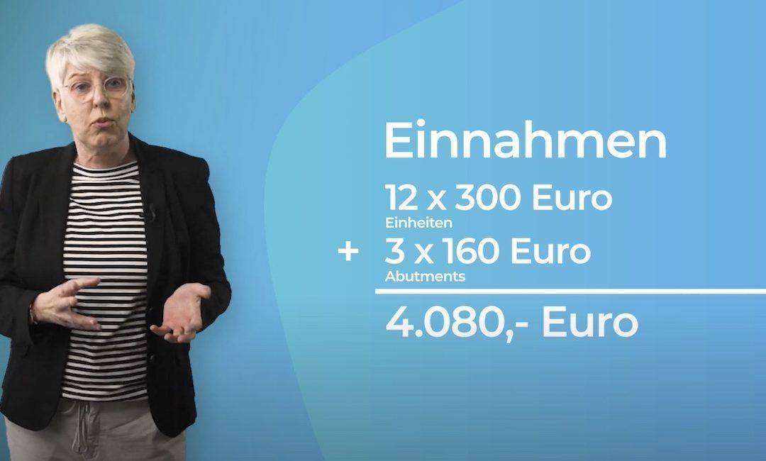 So verdienst du 100.000 € in 5 Jahren in deiner Praxis mit dem digitalen Workflow CAD/CAM