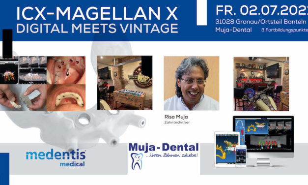 medentis medical: ICX-MAGELLAN X DIGITAL meets VINTAGE, Gronau