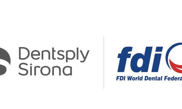 Dentsply Sirona arbeitet beim Thema Nachhaltigkeit mit der FDI World Dental Federation zusammen