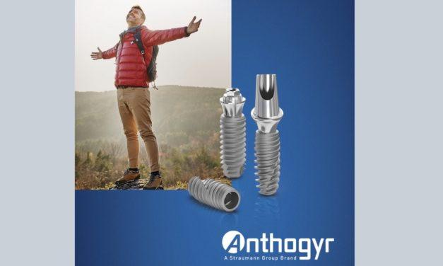 Durchdachte Lösungen: Implantatsystem von Anthogyr