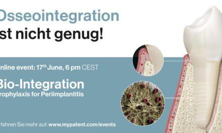 Bio-Integration – Osseointegration ist nicht genug: Die Online-Veranstaltung von Zircon Medical am 17. Juni