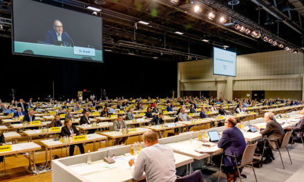 Bundesversammlung der BZÄK wählt neues Präsidium