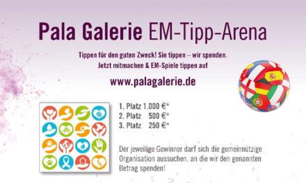 Pala Galerie EM-Tippspiel von Kulzer