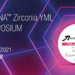 Livestreaming: KATANA Zirconia YML-Symposium am 3. Juli 2021