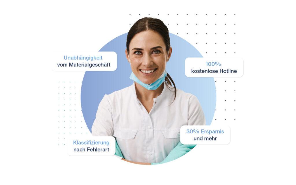 Technischer Service von Zahnarzt-Helden: Neue Flexibilität für Zahnärztinnen und Zahnärzte