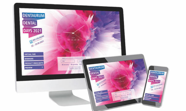 Dentaurum Dental Days locken mit interessanten Webinaren und interaktiver Chat Funktion