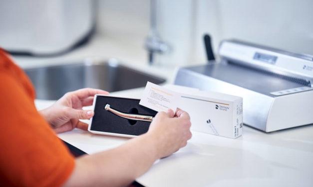 Dentsply Sirona: Instrumenten Service Center wird noch kundenfreundlicher