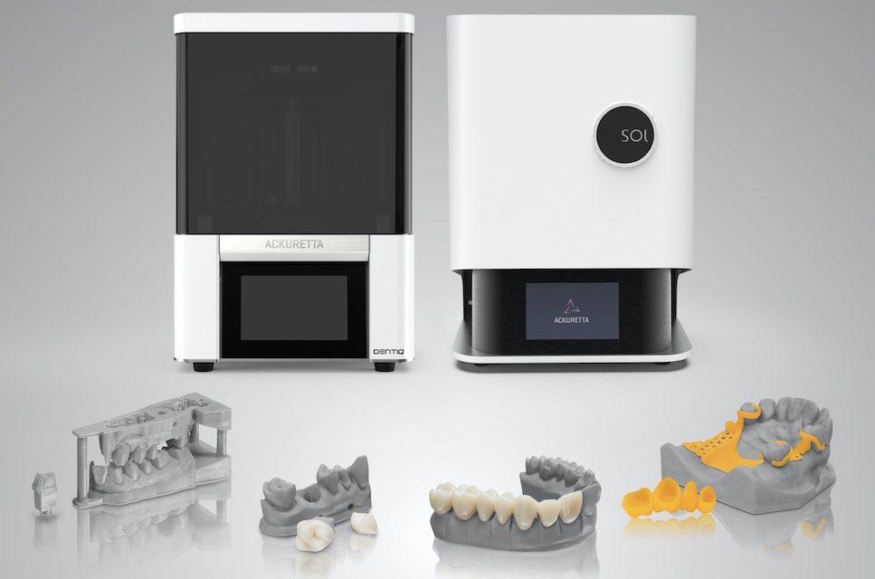 3D-Partnerschaft: Ackuretta Technologies und BEGO