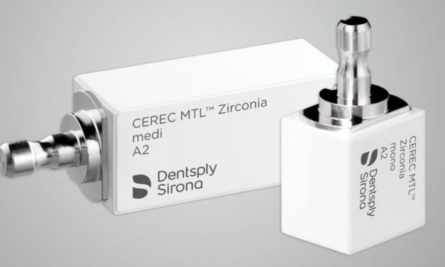 CEREC MTL Zirconia: Festigkeit, Ästhetik und Einfachheit