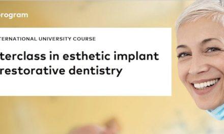 Masterclass in Ästhetischer Implantologie und restaurativer Zahnmedizin