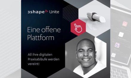 3Shape präsentiert die neue Online-Plattform 3Shape Unite