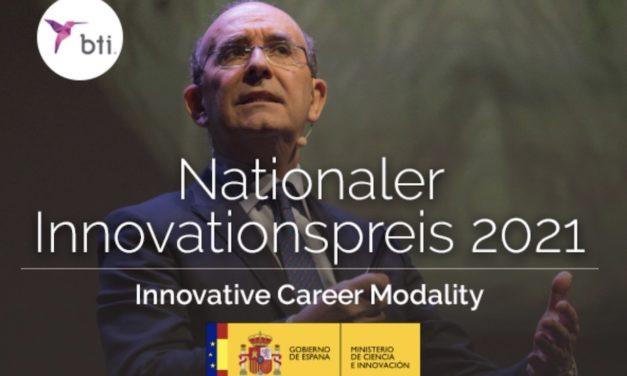 Eduardo Anitua wird mit dem Nationalen Innovationspreis 2021 ausgezeichnet