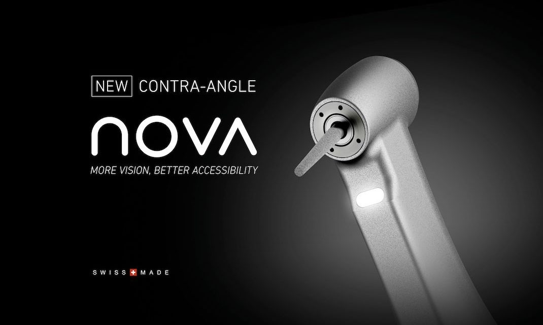 Winkelstück Nova: Kompromisslos alles im Blick